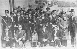 La banda nel 1930